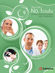 GTA's No.1 Choice in non-surgical cosmetic laser treatments!