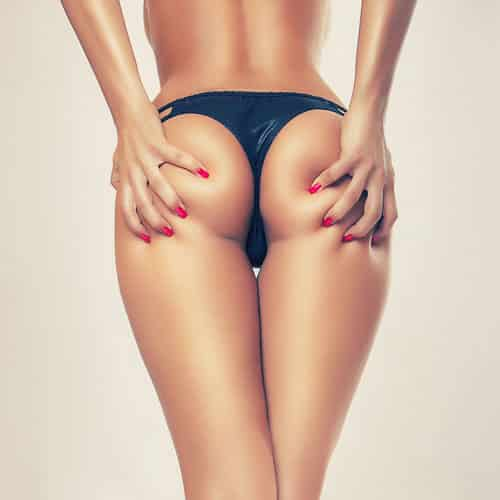 Cellulite Before & After