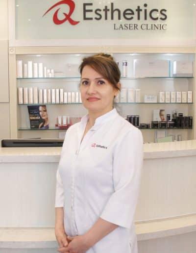 Nazila Nateghi