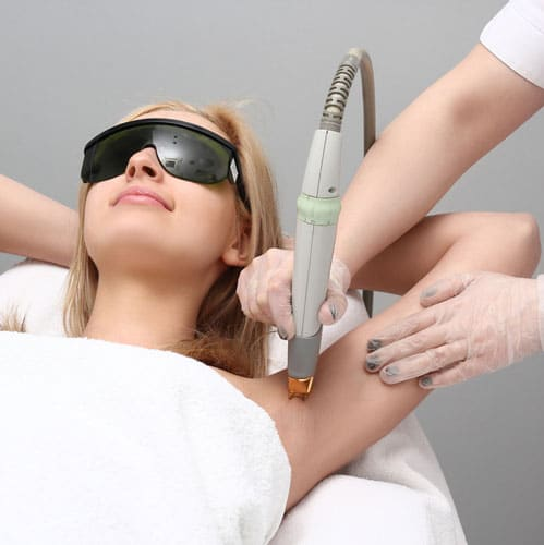 Laser Hair Removal Before & After Pictures