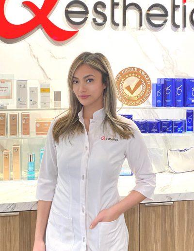 Kennie Cuenca Cosmetic Nurse