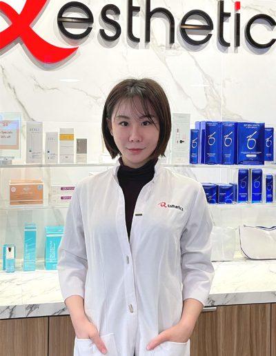 Shu Wang Cosmetic Nurse
